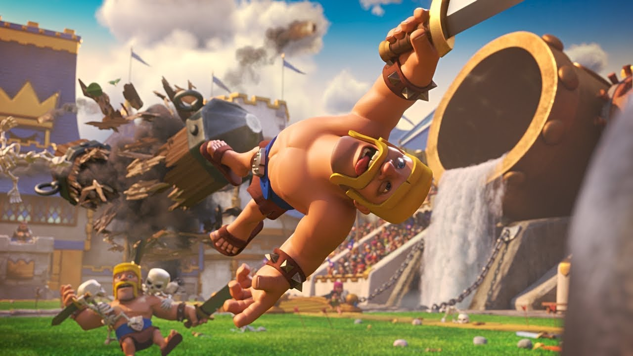 Latest Clash Royale Mod Apk