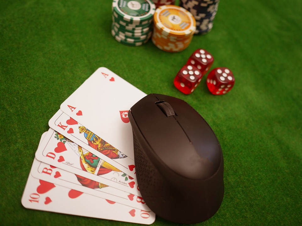 Betting Poker Games