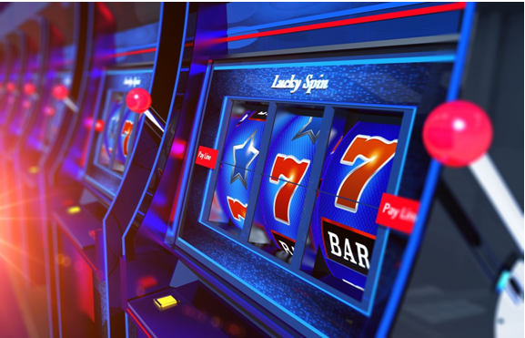 What makes the simple slot machine so popular?