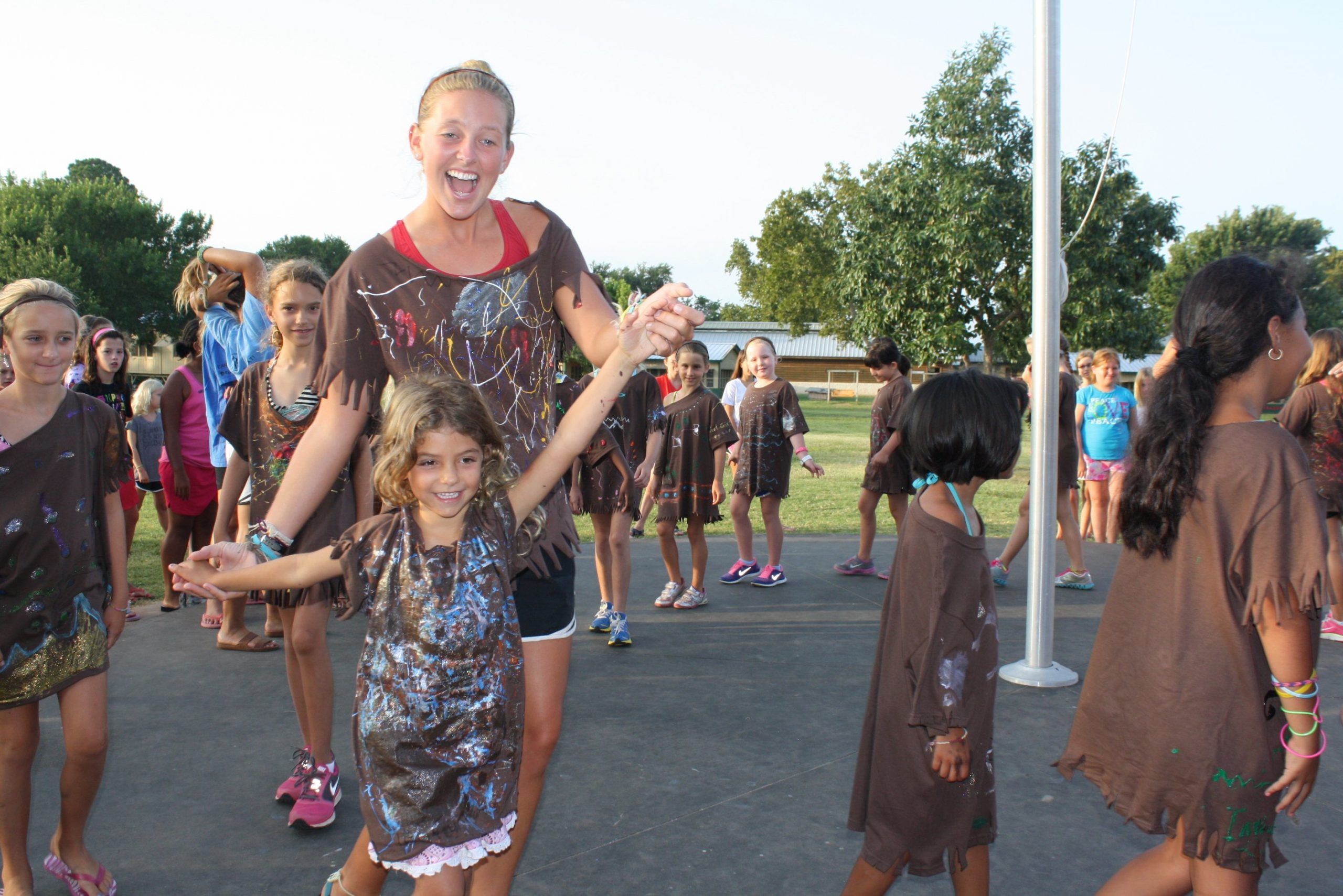 Summer Season Camps MetroFamily Publication