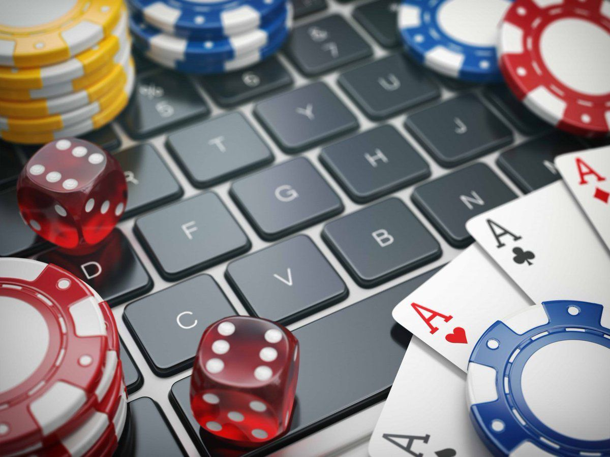 The Advancement Of Online Gambling