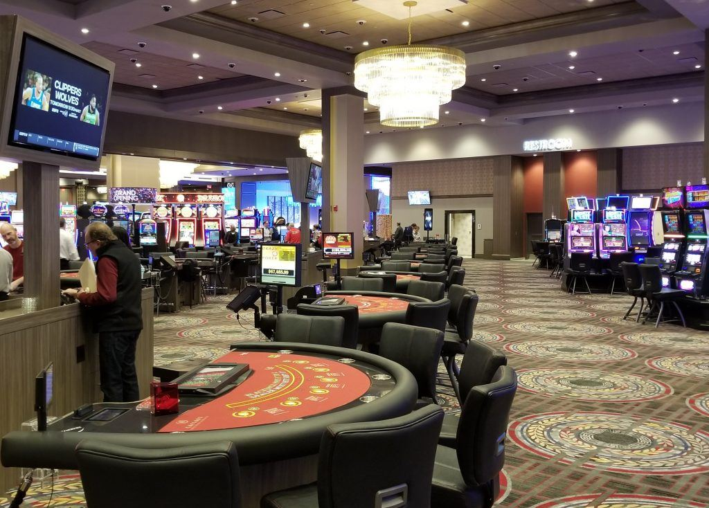 The New Angle On Casino Simply Launched