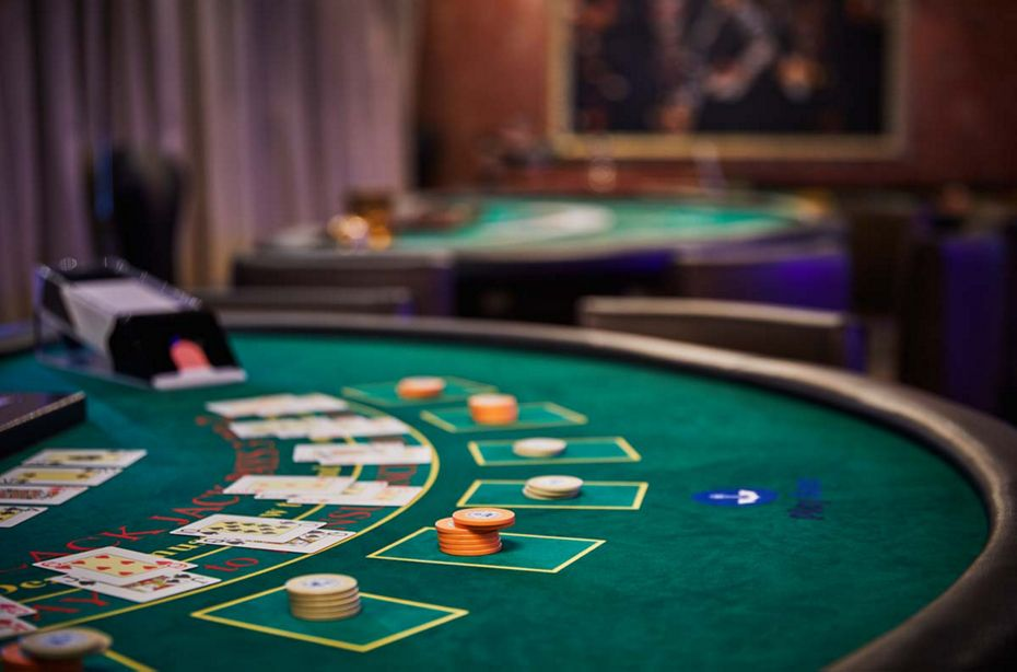 Three Explanation Why Having An Excellent Online Casino