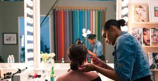 Contact a certified bridal hairstylist and get the Inland Empire Bridal Hair style