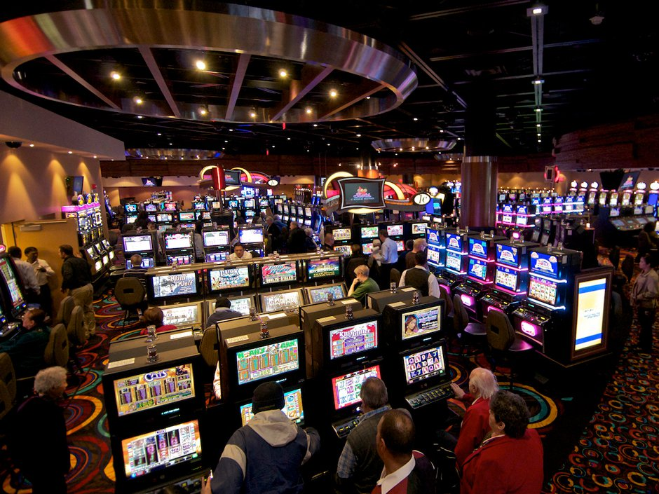Ideal Paying IGT Slot Machines