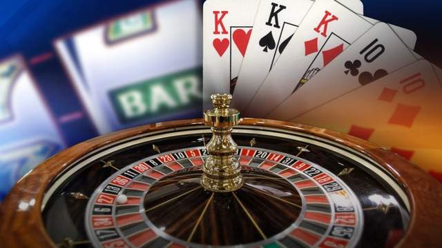 What It is best to Have Asked Your Teachers About Casino
