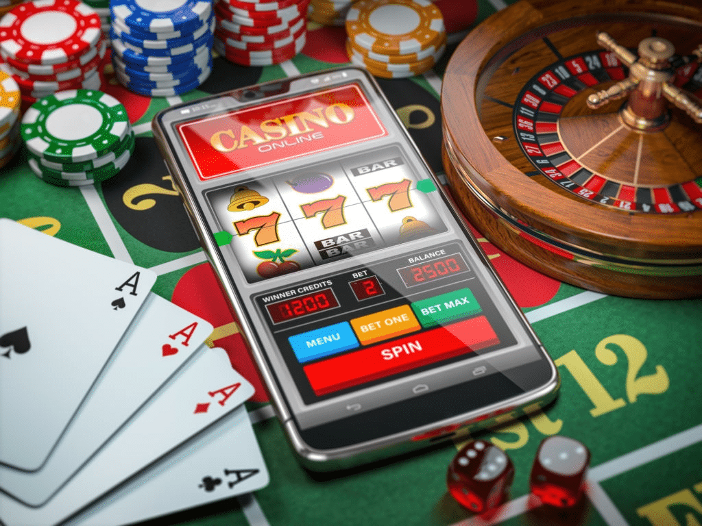 Nine Shocking Facts About Online Casino Informed By An Knowledgeable