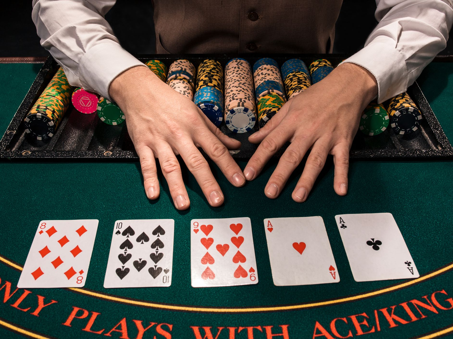 Five Reasons Individuals Chuckle About Your Gambling